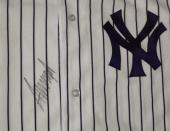 Donald Trump Signed New York Yankees Jersey PSA DNA