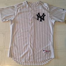 PRESIDENT DONALD TRUMP Signed NY YANKEES Authentic JERSEY w/ PSA DNA Loa