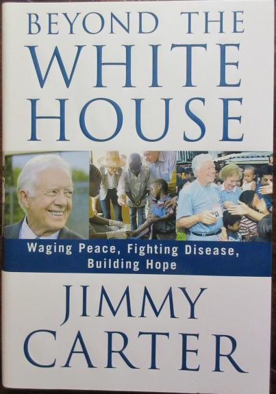 President Jimmy Carter Signed Book - PSA DNA