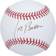 President Joe Biden Autographed 2016 World Series Logo Baseball - BAS A26347