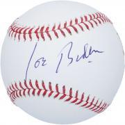 President Joe Biden Autographed 2016 World Series Logo Baseball - BAS A26352