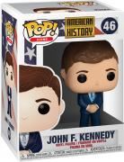 President John F. Kennedy American History #46 Funko Pop! Figurine
