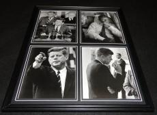 President John F Kennedy JFK Framed 16x20 Photo Collage