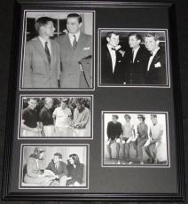 President John F Kennedy JFK Framed 16x20 Photo Collage w/ family & friends