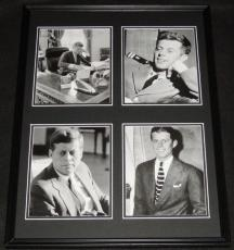 President John F Kennedy JFK  Framed 18x24 Photo Collage B