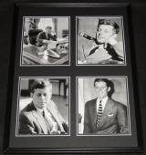 President John F Kennedy JFK  Framed 18x24 Photo Collage B