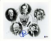 President Richard Nixon Signed Autographed 8x10 Photograph Near-Mint Beckett BAS