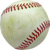 President Richard Nixon Signed Autographed OAL Baseball PSA/DNA Authentic