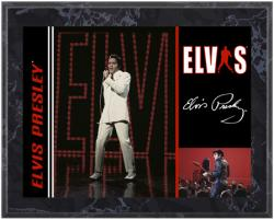 Elvis Presley Sublimated 8x10 Marble 68 Special Plaque
