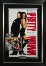 Pretty Woman Julia Roberts Richard Gere Signed Poster