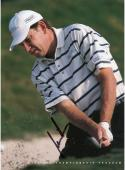Nick Price Autographed 8'' x 10'' Swinging Photograph