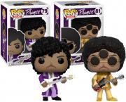 Prince #79 and #81 Funko Pop! Bundle