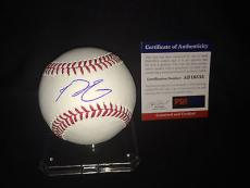 Prince Fielder Signed Official Major League Baseball Texas Rangers PSA/DNA #2