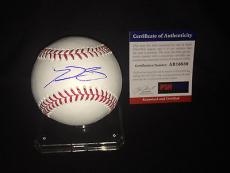 Prince Fielder Signed Official Major League Baseball Texas Rangers PSA/DNA