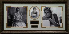 Princess Diana - Laser Engraved Signature Royal Display
