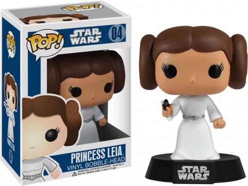 Princess Leia Star Wars #4 Funko Pop!