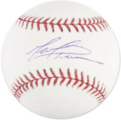 Mark Prior Chicago Cubs Autographed Baseball - Mounted Memories