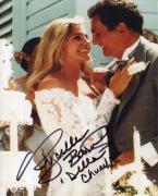 Priscilla Barnes James Bond Three's Company Star Sexy Signed Autograph Photo