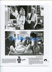 Priscilla Presley Leslie Nielsen Naked Gun Press Photo