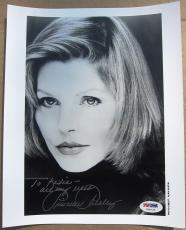 Priscilla Presley signed 8x10 photo PSA/DNA autograph Elvis wife