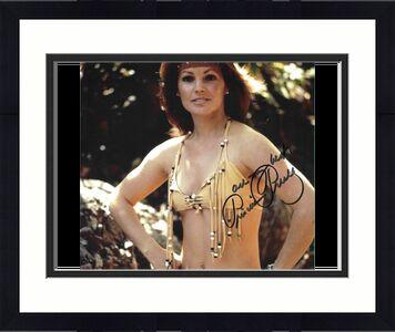 Priscilla Presley The Naked Gun Dallas Elvis Signed 8x10
