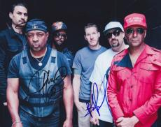 Prophets of Rage Signed Autographed 8x10 Photo by 3 Chuck D & B-Real & DJ Lord