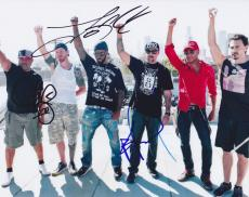 Prophets of Rage Signed Autographed 8x10 Photo by 3 Chuck D & B-Real & DJ Lord B
