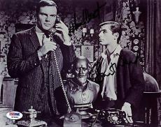 Psa/dna Batman Adam West & Burt Ward Autographed-signed 8x10 Photo Y79363