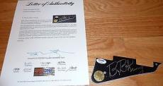 Psa/dna Bb King Autographed-signed Guitar Pickguard Z01441 (pick Guard)