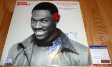 Psa/dna Eddie Murphy Boogie In Your Butt Autographed-signed Record Album X54967