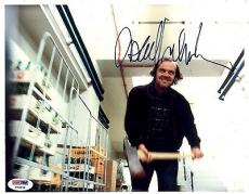 Psa/dna Jack Nicholson The Shining Autographed-signed 8x10 Photo-photograph 3238