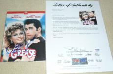 Psa/dna John Travolta & Olivia Newton John Autographed-signed Grease Dvd Box 276