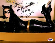Psa/dna Lee Meriwether Batman Autographed-signed 8x10 Photo-photograph X15059