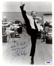 Psa/dna Legendary Actor Ray Bolger Autographed-signed 8x10 Photo Aa71028