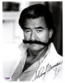 "Psa/dna Leroy Neiman ""91"" Autographed-signed 8x10 Photo-photograph Ab41840"