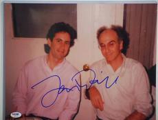 Psa/dna Signed 11x14 Photo Larry David Pe115