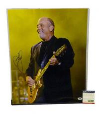 Psa/dna Signed 16x20 Photo Billy Joel *101