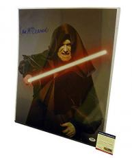 Psa/dna Signed 16x20 Photo  Ian Mcdiarmid  *93