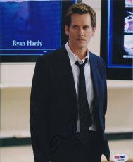 Psa/dna Signed 8x10 Photo Kevin Bacon    P1735
