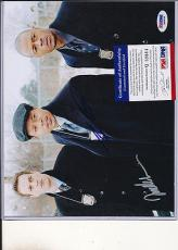 Psa/dna Signed 8x10 Photo (p1242) Terrence Howard / Josh Charles