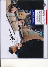 Psa/dna Signed 8x10 Photo (p1259) Terrence Howard  / Josh Charles