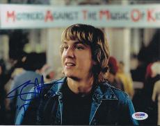 Psa/dna Signed 8x10 Photo  Sam Huntington   P2142