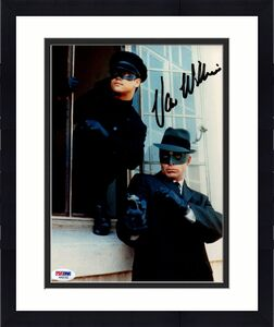 Psa/dna Van Williams As The Green Hornet Autographed-signed 8x10 Photo Aa92162