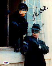 Signed Van Williams Photo - Psa dna As The Green Hornet 8x10 Aa92166