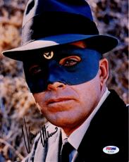 Van Williams Signed Picture - Psa dna As The Green Hornet 8x10 Ac16224