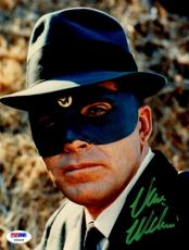 Signed Van Williams Photo - Psa dna As The Green Hornet 8x10 Y65229