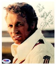 Psa/dna Vintage 1998 Evel Knievel Autographed-signed Photo-photograph Aa92122