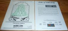 Psa/dna Wizard Of Oz Autographed-signed 1993 Program Signed By 12 Cast Members 0