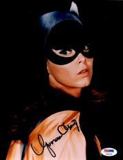Psa/dna Yvonne Craig As Batgirl Autographed-signed 8x10 Batman Photo Y65243