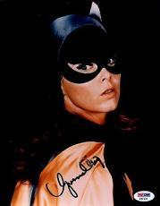 Psa/dna Yvonne Craig As Batgirl Autographed-signed 8x10 Batman Photo Y91336